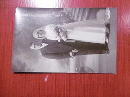 Mode - Couple - Mariage - Carte Photo - Mode