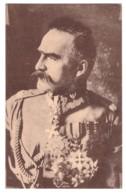Joseph PILSUDSKI Premier Marechal De La République Polonaise - Pologne