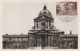 CARTE MAXIMUM - Médecine Vétérinaire - 1951 - Maximum Cards