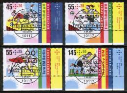 DE 2011 MI 2857-60 ERSTTAGSTEMPEL - [7] République Fédérale