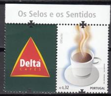2009 (AF 3890A) - S012 - Os Selos E Os Sentidos - 1910 - ... Repubblica