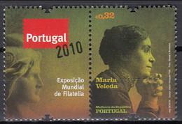 2009 (AF 3896A) - S008 - Mulheres Da República - 1910 - ... Repubblica
