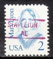 USA Precancel Vorausentwertung Preo, Locals Alabama, Stapleton 841 - Etats-Unis