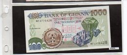 Banconota Ghana 1000 Cedis - Ghana