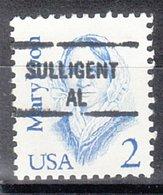 USA Precancel Vorausentwertung Preo, Locals Alabama, Sulligent 841 - Vereinigte Staaten