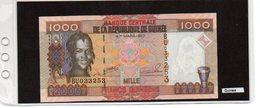 Banconota Guinea 1000 Francs Guineens - Guinée