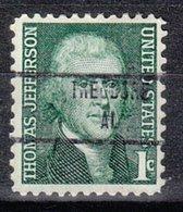 USA Precancel Vorausentwertung Preo, Locals Alabama, Theodore 853 - Etats-Unis
