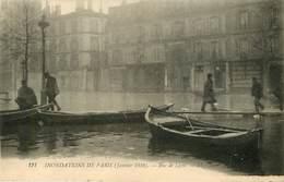 Thèmes - Lot N°390 - Paris - Inondations + 1 Carte De Saint Denis - Lots En Vrac - Lot De 57 Cartes - Cartes Postales
