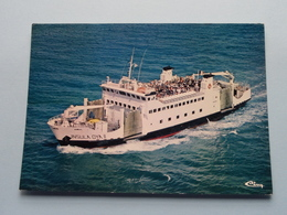 """ INSULA OYA II "" (Cim) ( Voir Photo Details ) Stamp Anno 1984 ! - Paquebots"