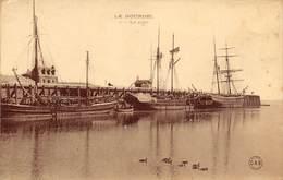 PIE-SDV-18-7874 : LE HOURDEL. LE PORT. EDITION CAB. VOILIER. - Frankreich