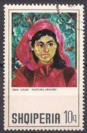 Albanien  (1972)  Mi.Nr.  1583  Gest. / Used  (6ad51) - Albanien