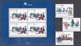 Mkt_ Portugal - Mi.Nr. 2082 - 2087 + KB - Postfrisch MNH - 1910-... Republic