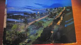 Cartolina:Giulianova  (TE) Lungomare Passeggiata A Cavallo. Cervia Viaggiata (a32) - Non Classificati