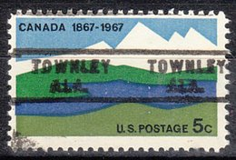 USA Precancel Vorausentwertung Preo, Locals Alabama, Townley 743 - Vereinigte Staaten