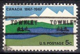 USA Precancel Vorausentwertung Preo, Locals Alabama, Townley 743 - Etats-Unis