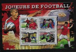 BURUNDI  BF 172  * *  ( Cote 18e )   Football  Soccer  Fussball - Football