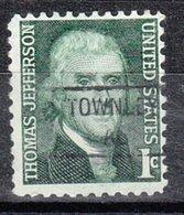USA Precancel Vorausentwertung Preo, Locals Alabama, Townley 841 - Etats-Unis