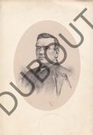 Doodsprentje Pater/Frère Pierre Jean Verhulst °1835 Oorderen/Antwerpen †1888 Louvain /Bruxelles/Malines (F147) - Décès