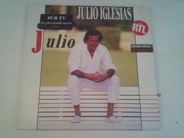 LP. 2/33T. Julio IGLESIAS. Ses Plus Grands Succès. DOUBLE ALBUM - 24 Chansons. - Autres - Musique Française
