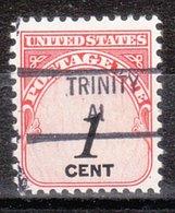 USA Precancel Vorausentwertung Preo, Locals Alabama, Trinity 841 - Vereinigte Staaten