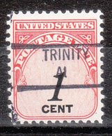 USA Precancel Vorausentwertung Preo, Locals Alabama, Trinity 841 - Etats-Unis