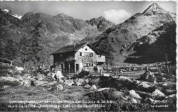 AK 0098  Schoberberg - Lienzer-Hütte Mit Glädis , Hochschober Und Ralfkopf Um 1950-60 - Lienz