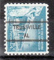 USA Precancel Vorausentwertung Preo, Locals Alabama, Trussville 846 - Etats-Unis