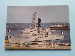 Escorteur D'Escadre DU CHAYLA / D 630 ( 211 - Quimper / Caoudal ) ( Voir Photo ) Anno 19?? ! - Guerre