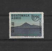 GUATEMALA 1990, AMERICA UPAE ATITLAN LAKE LANDSCAPE MOUNTAIN MICHEL 1322, SCOTT C841 - Guatemala