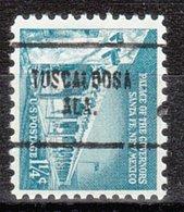 USA Precancel Vorausentwertung Preo, Locals Alabama, Tuscaloosa 704 - Vereinigte Staaten