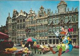 Market Place  Brussel Belgium.   B-3343 - Markets