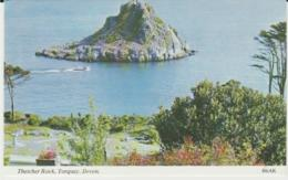 Postcard - Thatcher Rock, Torquay, Devon Card No.B6Ak - Unused Very Good - Postcards