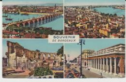 Postcard - De Bordeaux Four Views No Card No. - Unused Very Good - Postcards