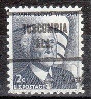 USA Precancel Vorausentwertung Preo, Locals Alabama, Tuscumbia 713 - Etats-Unis
