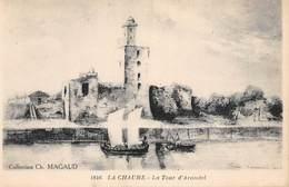 PIE-SDV-18-7895 : LA CHAUME PRES LES SABLES D'OLONNE. LA TOUR D'ARUNDEL - France