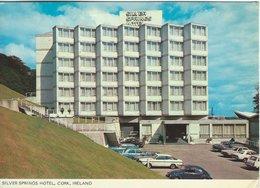 Silver Springs Hotel. Cork.  Ireland.   Sent To Denmark.   B-3345 - Hotels & Restaurants