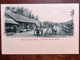 C.P.A. : MALAYSIA : Road At KAMPONG BHARU - Malaysia