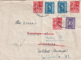 INDONESIE - LETTRE - BATAVIA Le 23/11/1949 - Indonésie