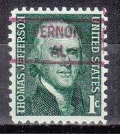 USA Precancel Vorausentwertung Preo, Locals Alabama, Vernon 841 - Vereinigte Staaten