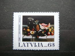 Latvian Painters # Latvia Lettland Lettonie 2008 MNH #Mi. 723 - Lettonie