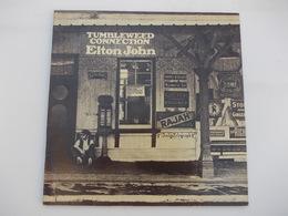 LP. 33T. Elton John. TUMBLEWEED CONNECTION. 10 Titres - Inclus LOVE SONG. - Vinyles