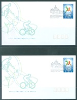 AUSTRALIA  - FDC - 12.1.2006 - XVIII COMMONWEALTH GAMES - Yv 2394-2395 - Lot 18580 - FDC
