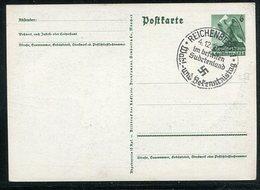 """Deutsches Reich / 1938 / Sonderpostkarte """"Abstimmung Sudetenland"""" Mi. P 275 SSt. REICHENBERG (1/404) - Deutschland"""
