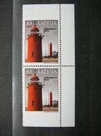 Lighthouses # Latvia Lettland Lettonie # 2008 MNH #Mi. 733 DoDu - Lettonie
