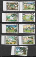 Mongolia  1984 Fairy Tale - The Four Friendly Animals  Used - Mongolie