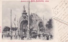 PARIS - Exposition Universelle De 1900 - La Porte Monumentale (Souvenir De La Belle Jardinière) - 1903 - Expositions