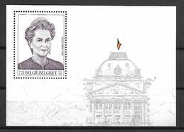 BELGIQUE   -   2000 .   Y&T N° 2880 * .  Reine Paola. - Unused Stamps
