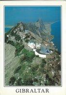 Gibraltar  Card Sent To South Africa With Meter Cancel.  # 252 # - Gibraltar