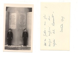 PA450 Sicilia Palermo Collegio Istituto Roosevelt 1949 Foto - Palermo