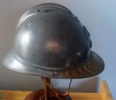 CASQUE ADRIAN SOLDAT DE LA GRANDE GUERRE 1914-1918 - 1914-18